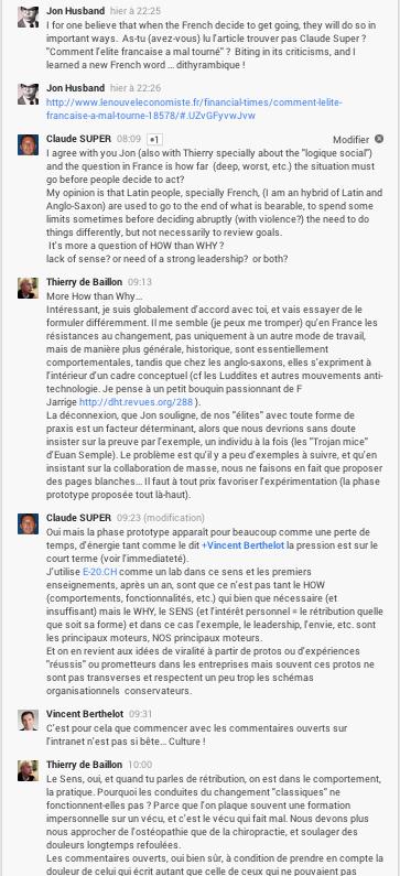 Google + E20