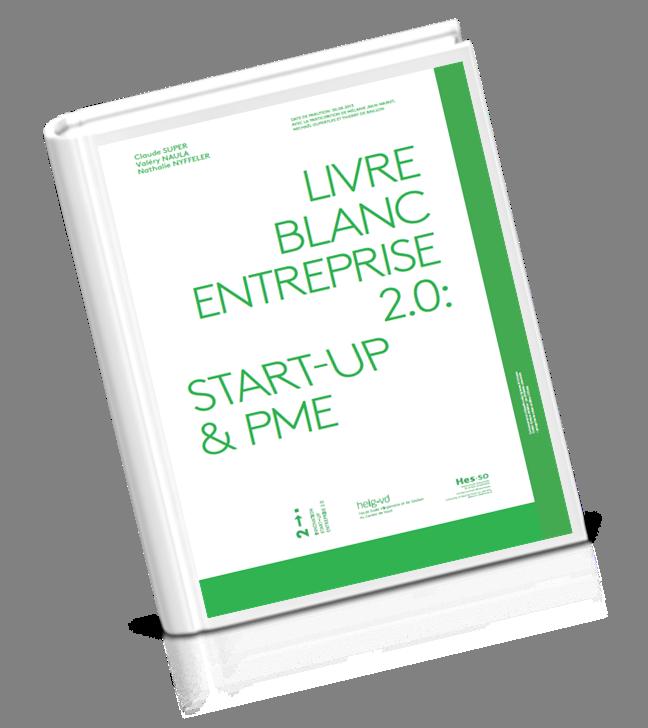 Entreprise 2.0, Start-Up et PME : Le Livre Blanc est (enfin) disponible ! (1/3)