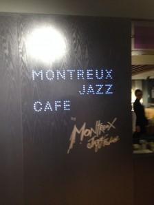Montreux Jazz Café Londres