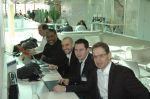Patrick Guimonet, Yoan Topenot , Aurélien Prévot, Gilles Pommier et Maximilien Chayrigues
